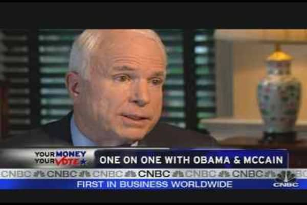 One on One with Obama & McCain