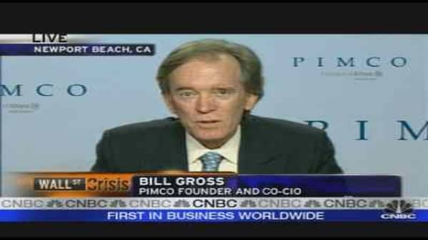 Pimco's Bill Gross on the Bailout