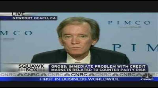 Pimco's Gross on the Bailout