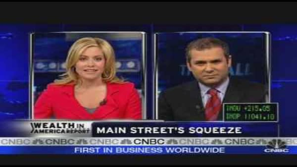 Wall Street's Impact on Main Street