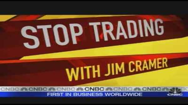 Stop Trading! Cramer on the Markets