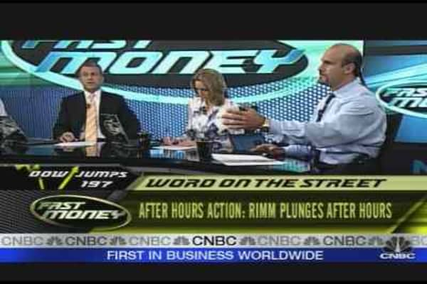 Word on the Street: Stocks