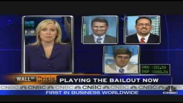 Playing the Bailout