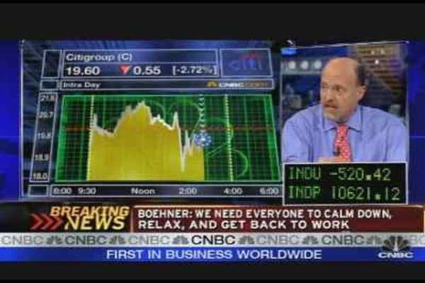 Cramer Reacts