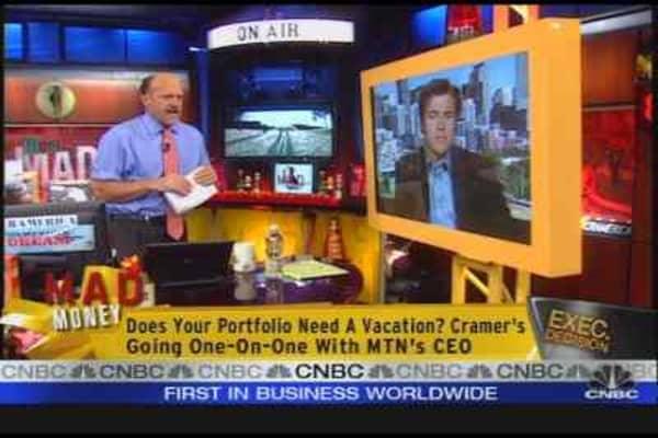 Vail Resorts CEO Speaks