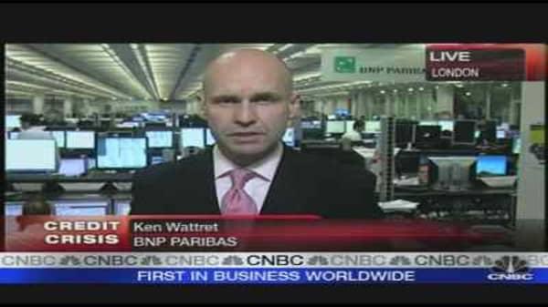 Money Markets Freeze after TARP Rejection