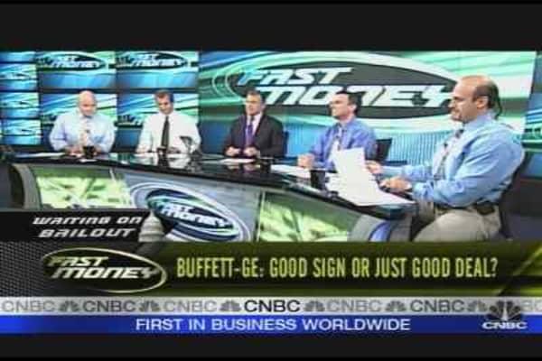 Whale Watching: Warren Buffett
