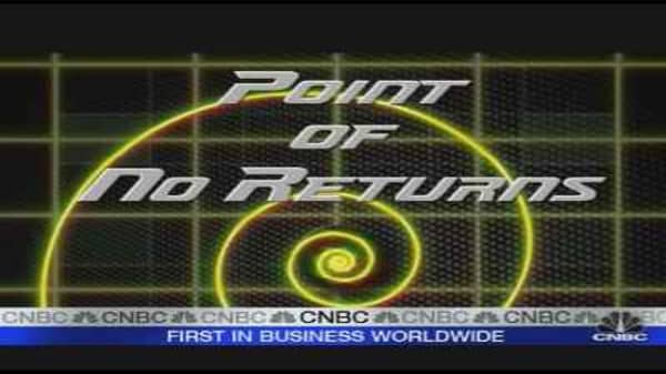 Point Of No Returns