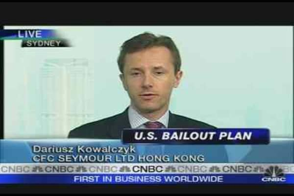 Benefits of Bailout Plan