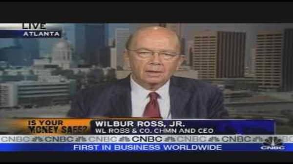 Ross Bailout Plan