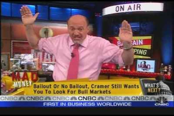 Cramer: Bullish On KBR
