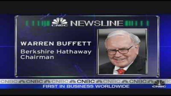 Buffett on the Bailout Bill