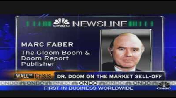 Gloom, Boom and Doom Economy