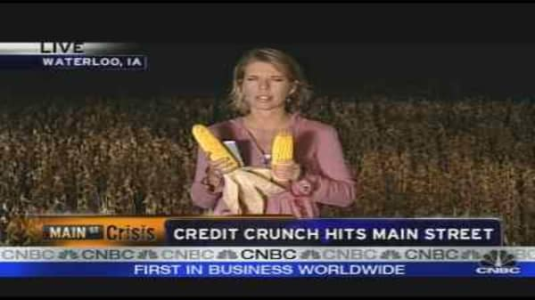 Credit Crunch on the Farm