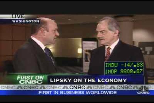 Lipsky on the Economy