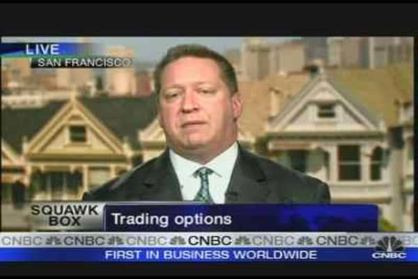 Use Put Options to Capitalize on Market Falls