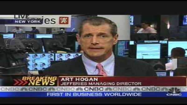 Hogan Calls Bottom