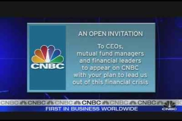 An Open Invitation