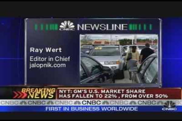 Sorkin On GM/Chrysler