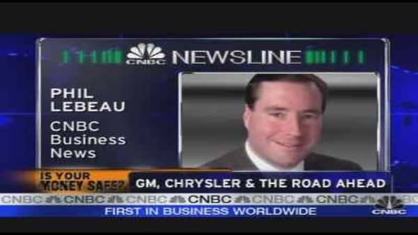 GM, Chrysler & the Road Ahead