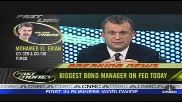 El-Erian on the Fed