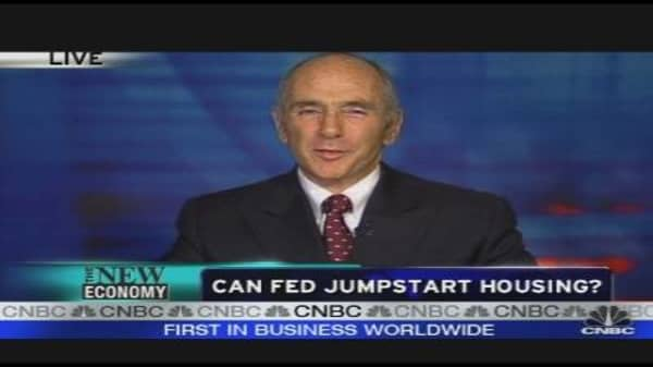 Fed Jumpstart Housing?