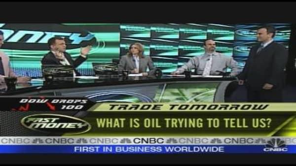 Trade Tomorrow: Oil