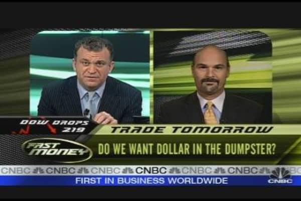 Trading the Weak Dollar
