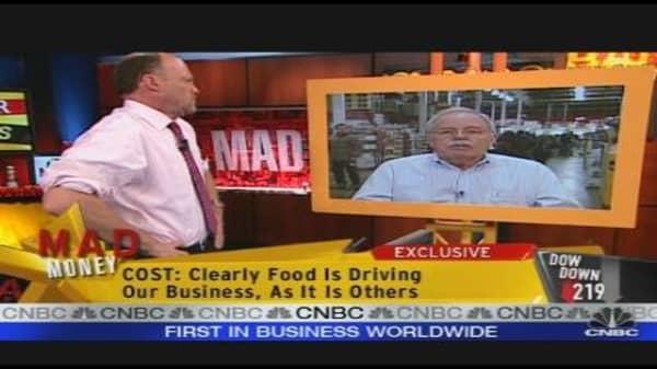 Costco CEO Speaks