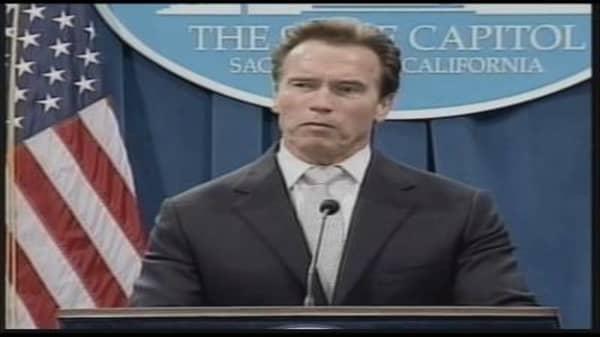 Schwarzenegger Says No