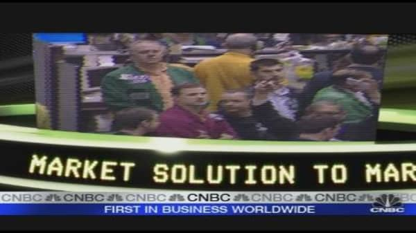 Finding A Market Solution