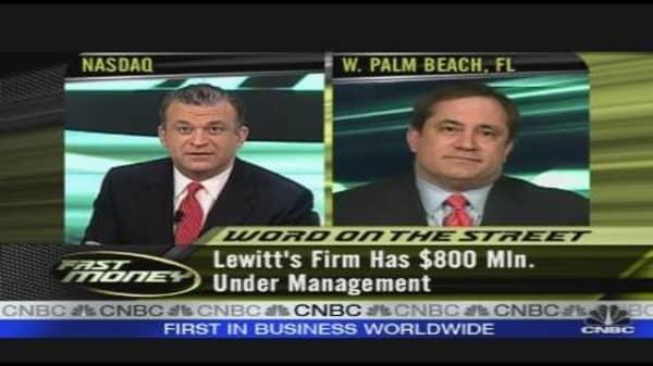 Forecasting 2009 Market