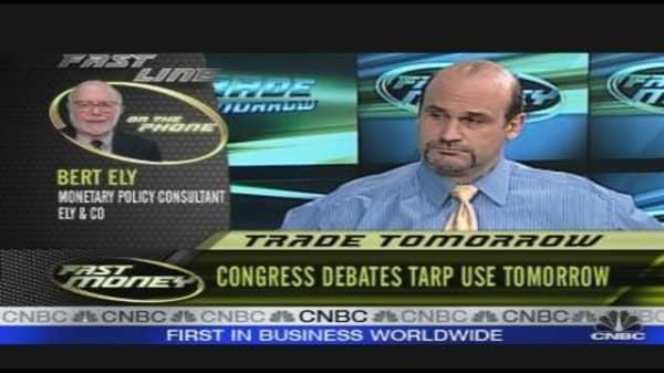 Debating TARP Use