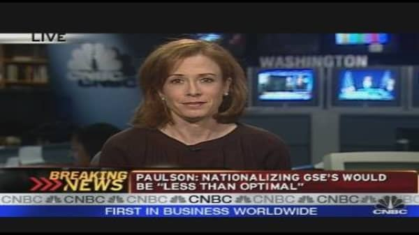 Realty Check: Paulson on Housing
