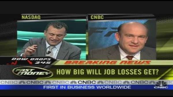 Massive Layoffs Weighing on Markets