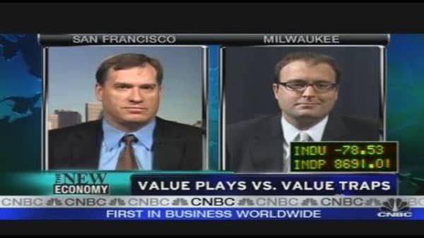 Value Plays vs. Value Traps