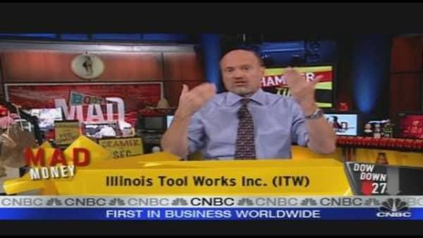 Cramer on Illinois Tool Works