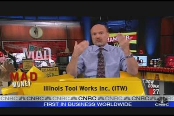 Cramer on Illinois Tool Works