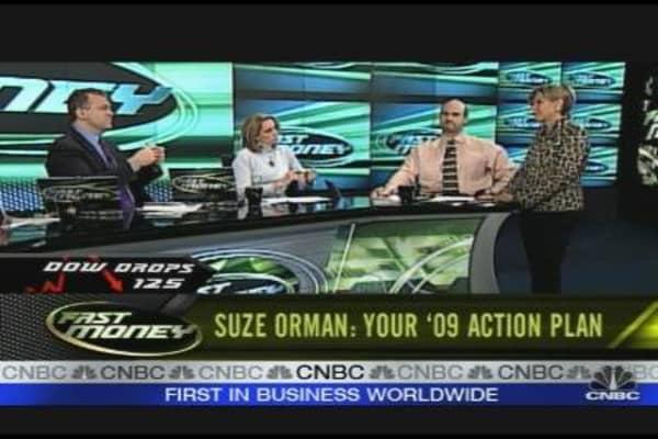 Suze Orman's Advice