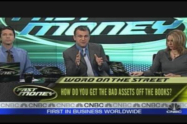 Banks' Balance Sheets
