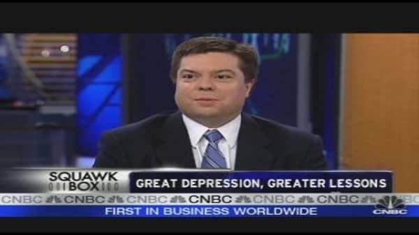 Depression Stocks