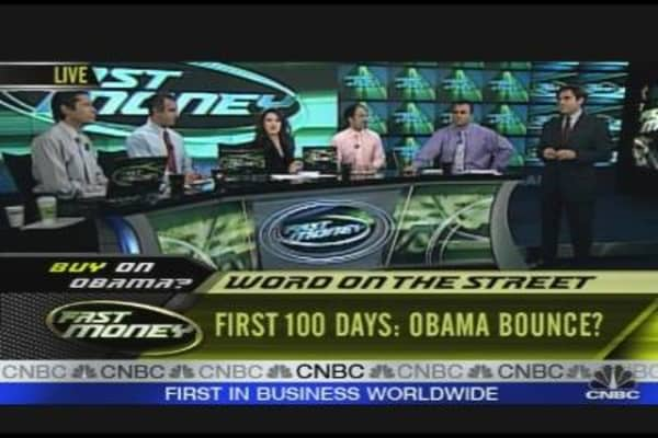 Obama Bounce Ahead?