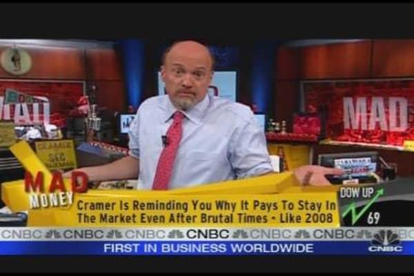 Cramer's Warning Sign
