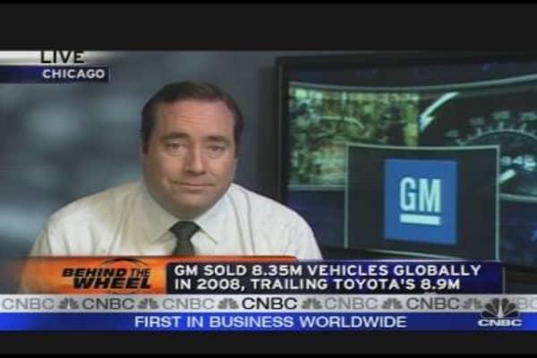 Toyota Trumps GM
