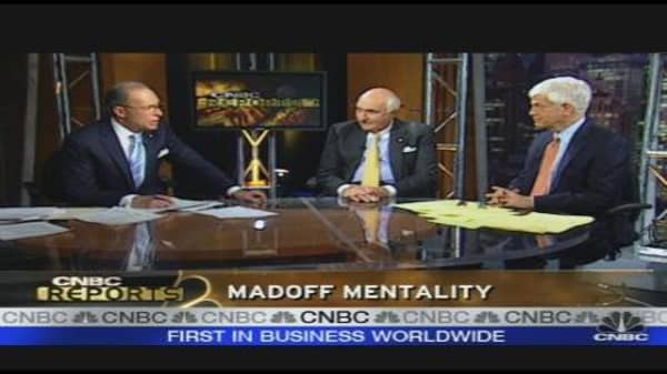Madoff's Mentality