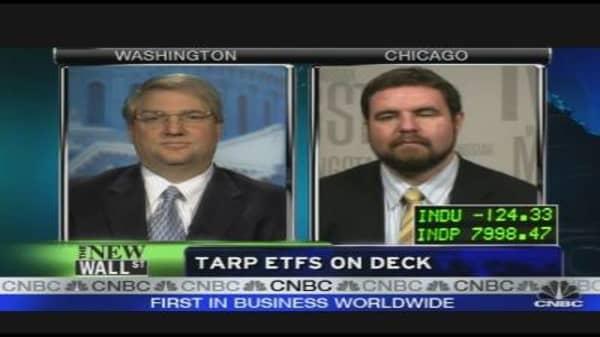 TARP ETFs on Deck