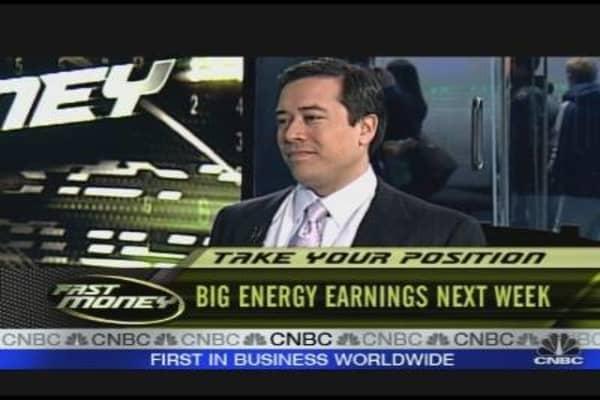 Energy Earnings Outlook