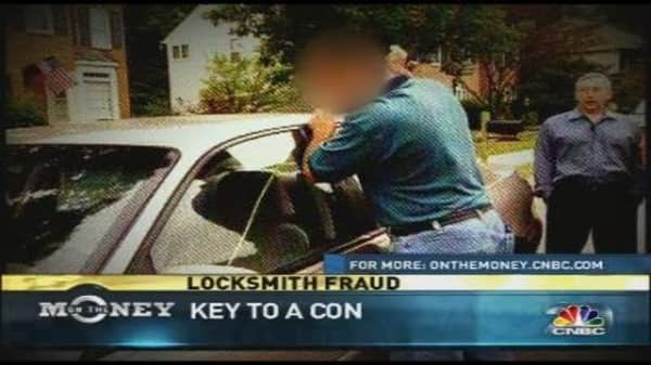 Consumer Alert: Fraudulent Locksmiths