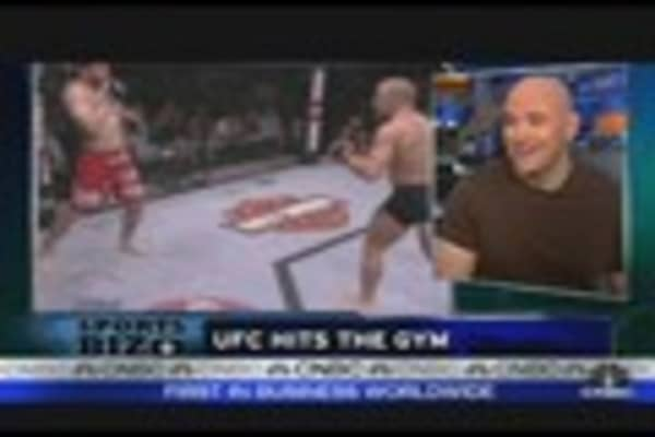 UFC Hits the Gym