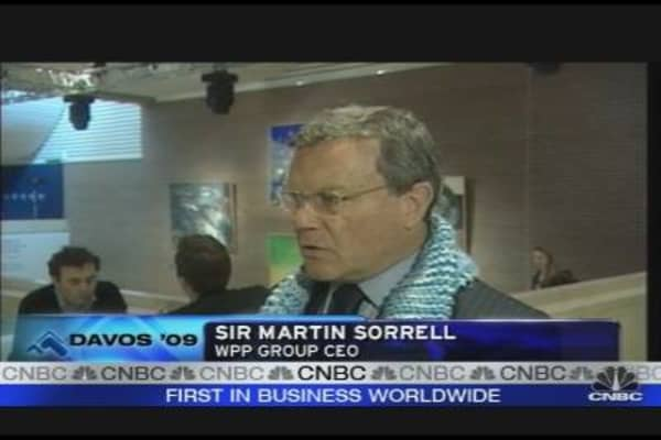 Advertising with Martin Sorrell